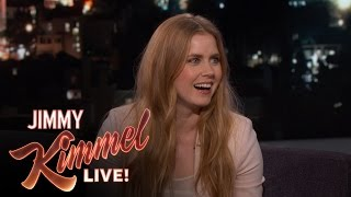 Amy Adams Went From Selling Licorice to the Golden Globes