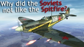 ⚜ | Why did the Soviets not like the Spitfire? #Lend-lease