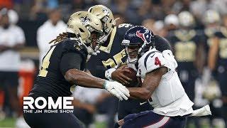 The Texans Need To Protect Deshaun Watson   The Jim Rome Show