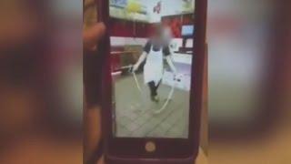 Disturbing Snapchat Video Shows Jimmy John