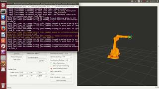 ROS Tutorial: Create an arm on a mobile robot using Moveit!