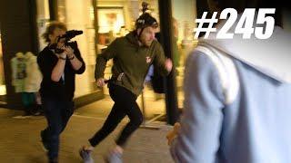 #245: Winkelalarm Race met Straf [OPDRACHT]