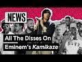 All The Disses On Eminem
