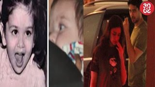 Baby Taimur A Replica Of Mommy Kareena | Alia Bhatt-Sidharth