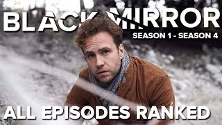 Black Mirror    Every Episode Ranked