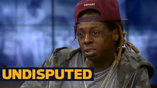 Lil Wayne explains retirement rumors,