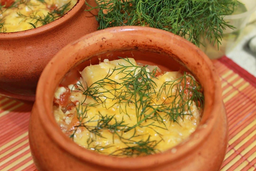 Что приготовить из свинины рецепты в горшочках