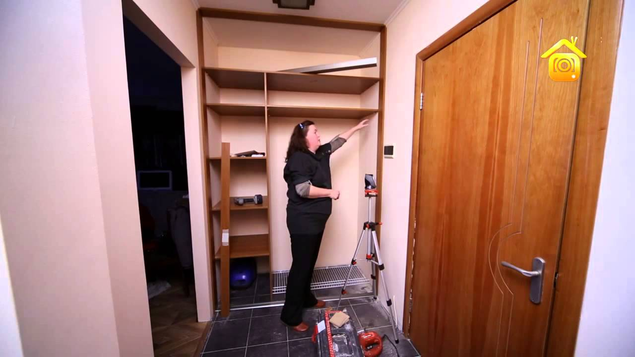 Как сделать шкаф своими руками фото