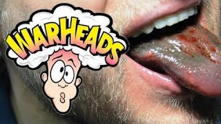 150 Warheads Challenge - Completed (WARNING: Blood and Pain Ahead) | Furious Pete