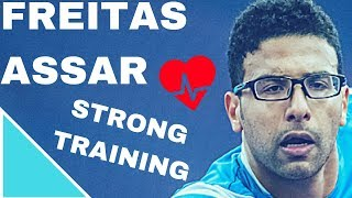 Training with ASSAR Omar and FREITAS Marcos (Short Form Private Record) WORLD CUP 2017 TABLE TENNIS