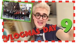 Vlogmas Day 9 - Buzz saves the vlog