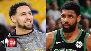 Klay Thompson should've made All-NBA over Kyrie, Russell Westbrook - Stephen A.   Stephen A. Show