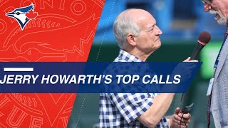 Howarth retires from announcing