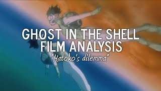 Ghost In The Shell - Film Analysis - Motoko