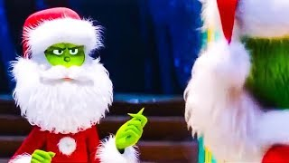 The Grinch All Trailers (2018) New HD