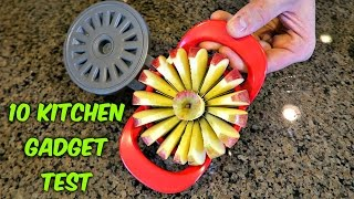 10 Kitchen Gadgets put to the Test - Part 10