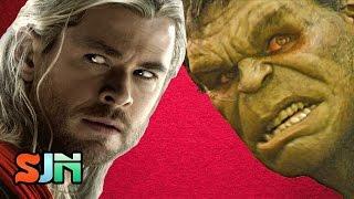 Thor: Ragnarok Plot Details and New Image Revealed!