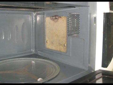 Как отремонтировать микроволновку дома