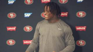 Reuben Foster hilariously recalls getting chewed out by Nick Saban