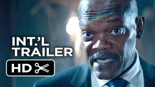 Big Game Official International Trailer #1 (2015) - Samuel L. Jackson Action Adventure HD