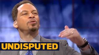 Chris Broussard: Phil Jackson is acting like a chump | UNDISPUTED