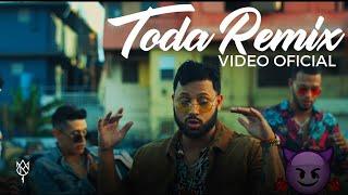 Alex Rose - Toda (Remix) Ft. Cazzu, Lenny Tavarez, Lyanno & Rauw Alejandro (Video Oficial)