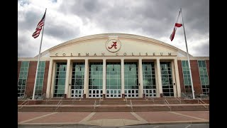 Coleman Coliseum renovation talk with Avery Johnson