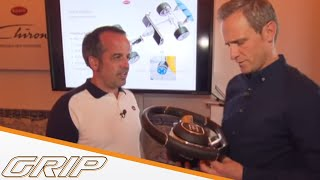 Inside Bugatti Chiron: Lenkrad - GRIP - Folge 398 - RTL 2