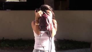 Camera Shy Kourtney Kardashian Hides Her Pimply Face