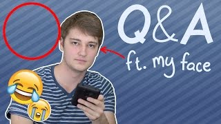 a Q and A