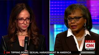 Anita Hill: Sexual assault