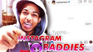 DM'ing 100 CELEBRITIES & MODELS TO SEE WHO WOULD REPLY.. **it worked**   DDG
