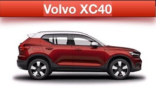 Volvo XC40 review | 2019 | subcompact luxury suv | features | price | cargurus | top 10s