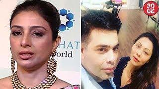 Tabu To Play Herself In Dutt's Biopic | Karan Johar Shares A Selfie With Gauri Khan