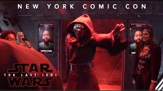 Star Wars: The Last Jedi New York Comic Con Experience