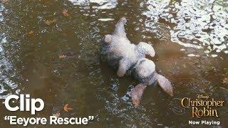 """Christopher Robin """"Eeyore Rescue"""" Clip"""