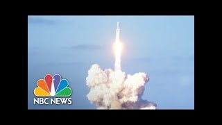 SpaceX's Falcon Heavy Rocket Launch | NBC News