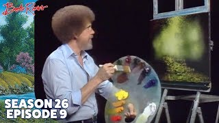 Bob Ross - Tranquil Wooded Stream (Season 26 Episode 9)