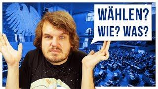 Wie geht eigentlich Bundestagswahl? - SPACE CABIN
