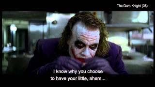 """The Dark Knight (clip5) -""""Let"""
