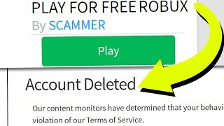 ROBLOX GAMES THAT LIE TO YOU...