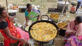 How to Make Evening Snacks Mirchi Bajji | Mirapakaya Bajji | Snacks Recipes | Street Food Catalog