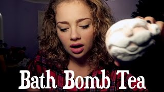 Dropped A Bath bomb In My Tea   Vlogmas Day Eight