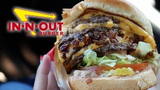 EAST COAST EATS In-N-Out Burger