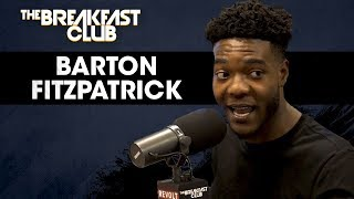 Barton Fitzpatrick Speaks On His Role In
