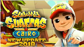 HOW TO HACK SUBWAY SURFER CAIRO 2018