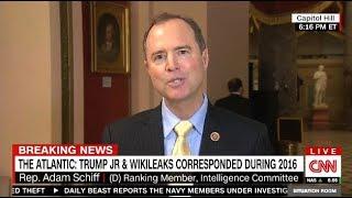 BREAKING NEWS: TRUMP JR. & Wikileaks Corresponded During 2016 Election