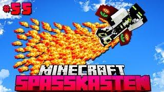 977777 KM/H SCHNELLER ANTRIEB?! - Minecraft Spasskasten #55 [Deutsch/HD]