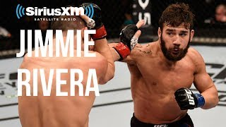 Jimmie Rivera Explains Why Failed Marlon Moraes Bout Not His Fault: