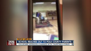 School reaches out to Polk Co. parents